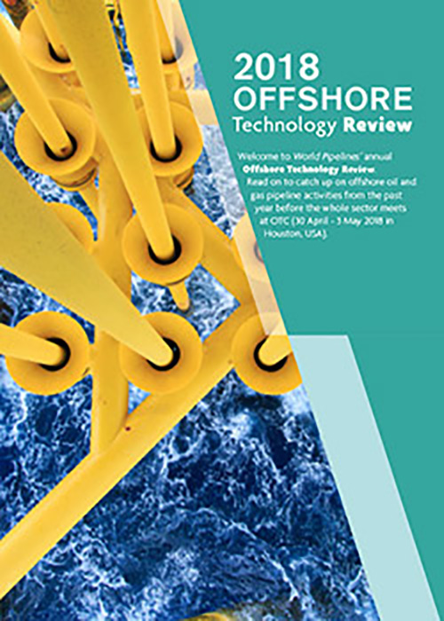 World Pipelines' 2018 Offshore Technology Review
