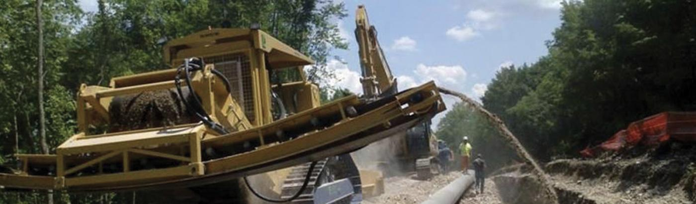 CRC-Evans Padding & Crushing Equipment